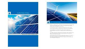 Broschüre DIN A4, 8-seitig - LCG Contract