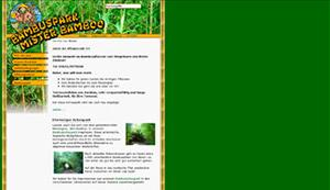 Mister Bamboo GbR - Bambuspark und -artikel