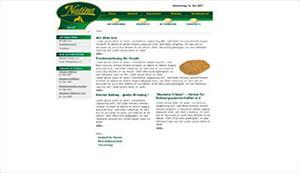 Natina - Natürliche Tiernahrung