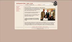 Rechtsanwaltskanzlei - Munz, Gerke und Hoyer