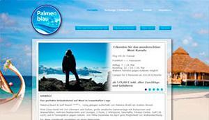 Palmenblau - Ihre persönliche Reiseberaterin