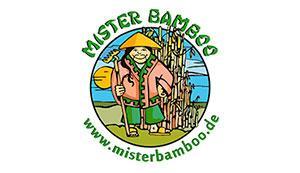 Klebefolie 300 x 300 mm - Mister Bamboo